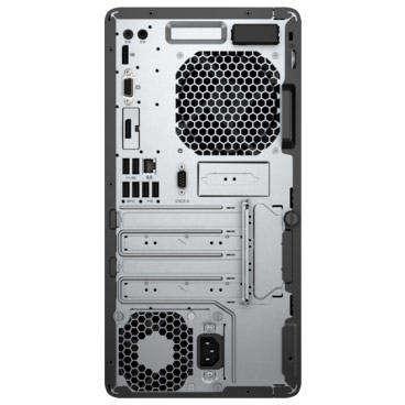 Sistem desktop ProDesk 400 G5 MT Intel Core i5-8500 4GB DDR4 500GB HDD cu monitor HP V214a