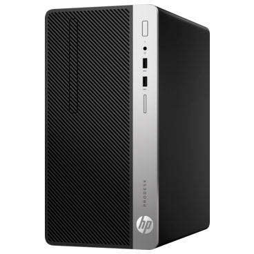 Sistem desktop HP ProDesk 400 G5 MT Intel Core i5-8500 8GB DDR4 500GB HDD Black