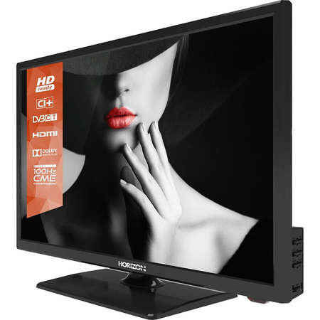 Televizor Horizon LED 24 HL5320H 61cm HD Ready Black