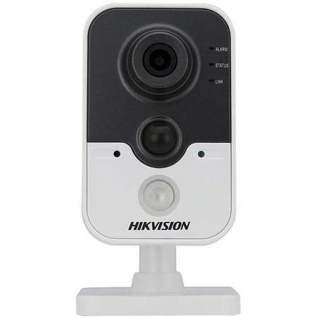 Camera Supraveghere Video IP Hikvision DS-2CD2442FWD-IW P CMOS 4MP IR 10m Alb
