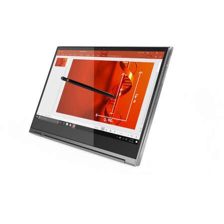 Laptop Lenovo Yoga C930-13IKB 13.9 inch UHD Touch Intel Core i7-8550U 16GB DDR4 512GB SSD Windows 10 Home Silver