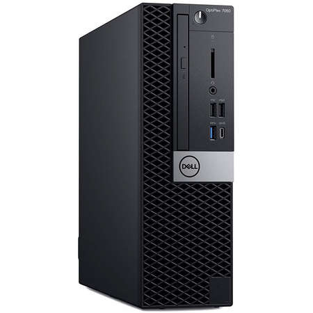 Sistem desktop Dell OptiPlex 7060 SFF Intel Core i5-8500 16GB DDR4 512GB SSD Linux Black