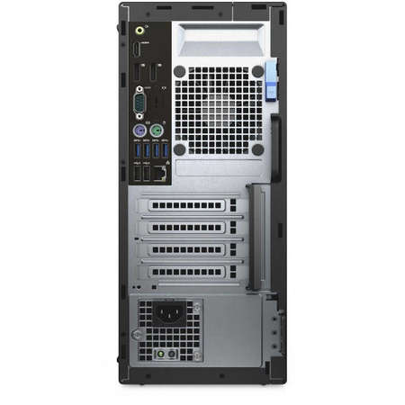 Sistem desktop Dell OptiPlex 7060 MT Intel Core i7-8700 16GB DDR4 512GB SSD Windows 10 Pro 3Yr BOS
