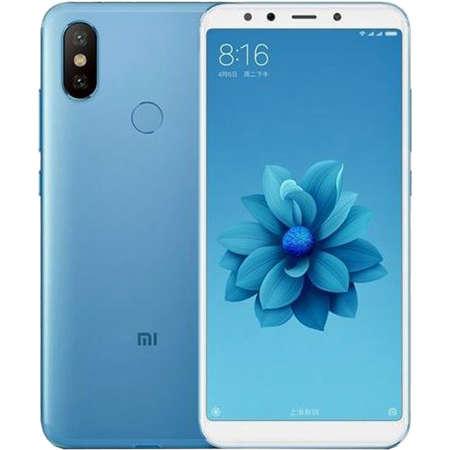 Smartphone Xiaomi Mi A2 128GB 6GB RAM Dual Sim 4G 128GB 4G Blue