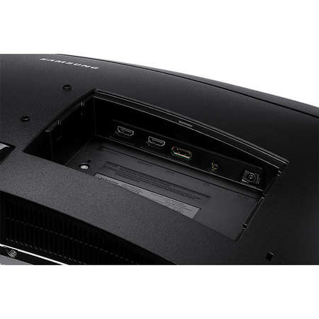 Monitor LED Curbat Samsung C27 JG50QQU 27 inch 4ms Dark Silver
