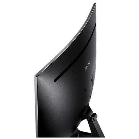 Monitor LED Curbat Samsung C32 JG50QQU 32 inch 4ms Dark Silver