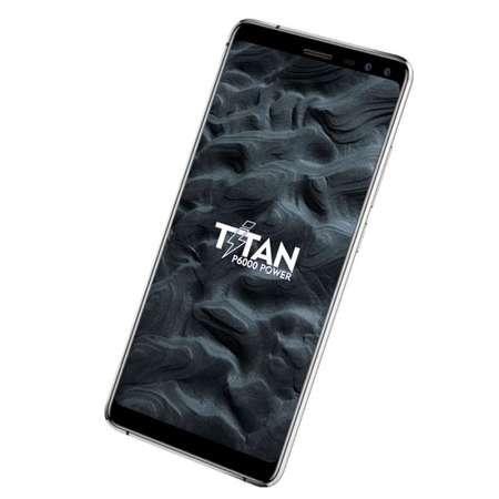 Smartphone iHunt P6000 Power 16GB 2GB RAM Dual Sim Black