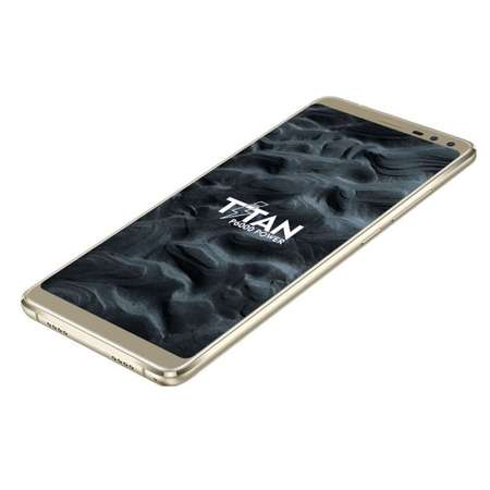 Smartphone iHunt P6000 Power 16GB 2GB RAM Dual Sim Gold