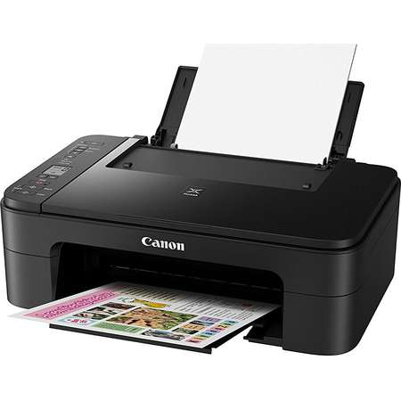 Multifunctionala inkjet color Canon Pixma TS3150 Wireless A4 Black