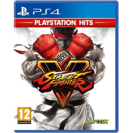 Joc consola Capcom Street Fighter Playstation Hits pentru PS4