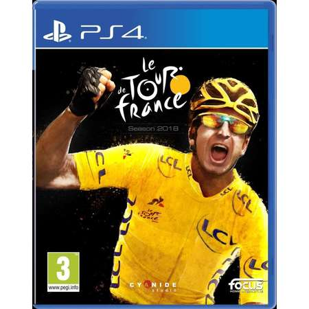 Joc consola Focus Home Interactive Tour de France 2018 pentru PS4
