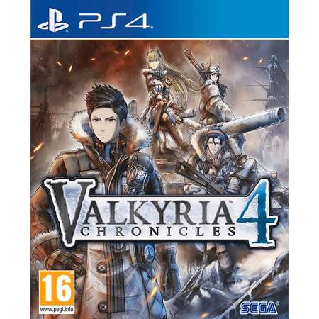 Joc consola Sega Valkyria Chronicles 4 Launch Edition pentru PS4