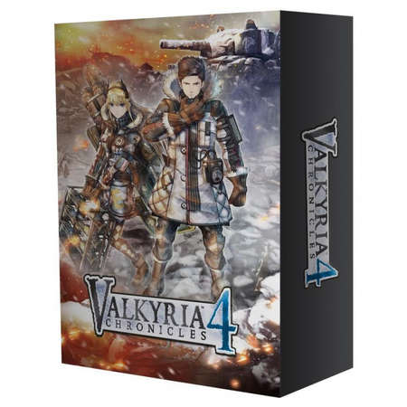 Joc consola Sega Valkyria Chronicles 4 Memoirs From Battle Premium Edition pentru Xbox One