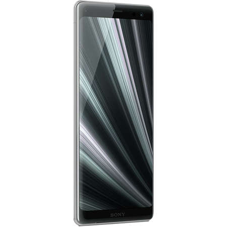 Smartphone Sony Xperia XZ3 64GB 4GB RAM LTE 4G Dual Sim Silver