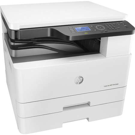 Multifunctionala LaserJet HP MFP M436DN USB A3 White
