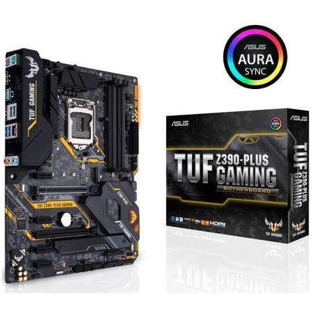 Placa de baza Asus TUF Z390-PLUS GAMING Intel LGA1151 ATX