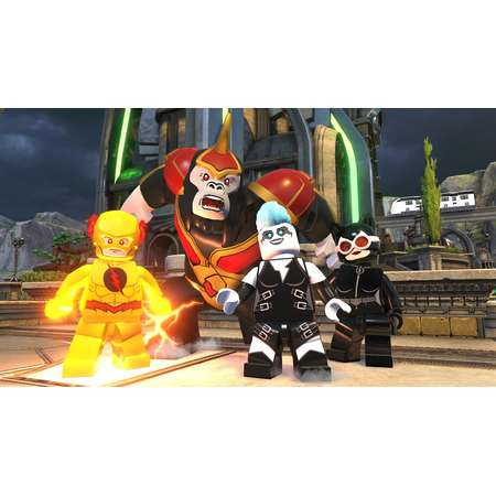 Joc consola Warner Bros Lego DC SuperVillains pentru PS4