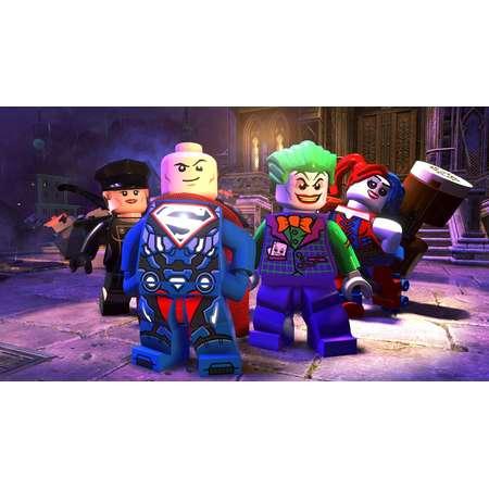 Joc consola Warner Bros Lego DC SuperVillains Deluxe Edition pentru PS4