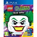 Joc consola Warner Bros Lego DC SuperVillains Deluxe Edition pentru PS4