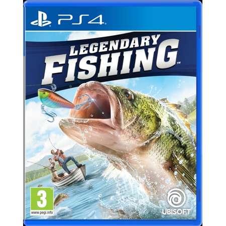 Joc consola Ubisoft Legendary Fishing pentru PS4