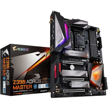 Placa de baza Gigabyte Z390 AORUS MASTER Intel LGA1151 ATX