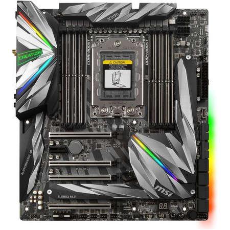 Placa de baza MSI MEG X399 CREATION AMD TR4 eATX