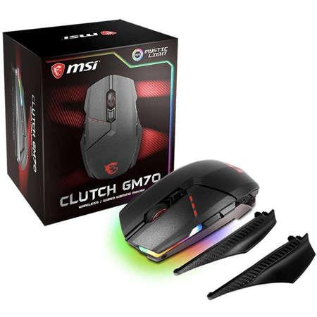 Mouse Gaming MSI Clutch GM70 Negru