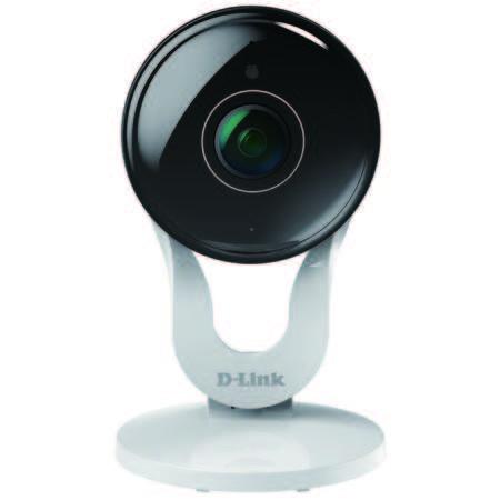 Camera Supraveghere Video IP D-Link DCS-8300LH Full HD CMOS Wi-Fi Alb