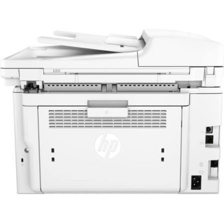 Multifunctionala HP LaserJet Pro M227fdn MFP A4 Laser Monocrom USB LAN Alb
