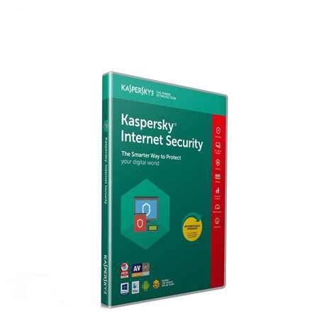Kaspersky Internet Security 1 an 5 utilizatori Licenta noua Box