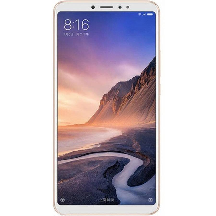 Smartphone Mi Max 3 64GB 4GB RAM Dual Sim 4G Gold