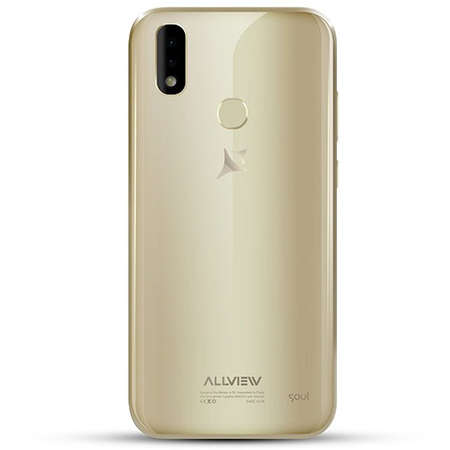 Smartphone Allview Soul X5 Mini 16GB 2GB RAM Dual Sim 4G Gold