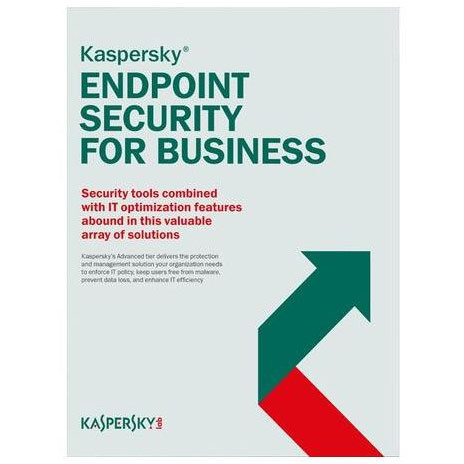 Endpoint Security for Business Advanced European Edition 25-49 Node 1 an Base License thumbnail