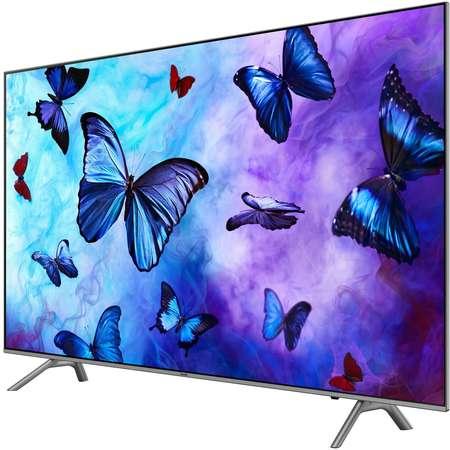 Televizor Samsung QE65Q6FNATXXH LED Smart TV 163cm Ultra HD Silver