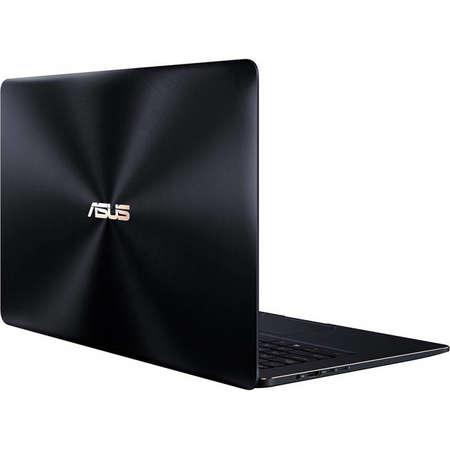 Laptop Asus ZenBook Pro UX550GE-BN024R 15.6 inch FHD Intel Core i7-8750H 8GB DDR4 512GB SSD nVidia GeForce GTX 1050 Ti 4GB Windows 10 Pro Blue