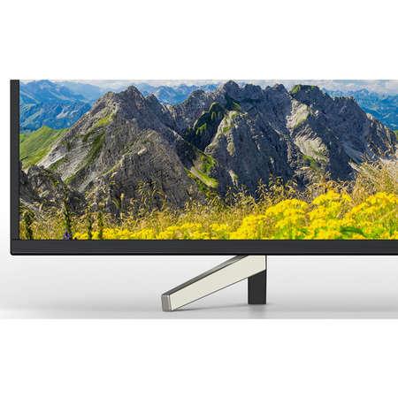 Televizor Sony LED Smart TV KD65 XF7596 165cm Ultra HD 4K Black
