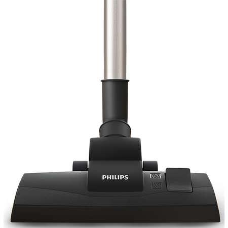 Aspirator cu sac Philips FC8244/09 PowerGo 3 litri 750W Gri