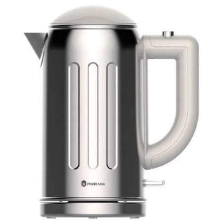 Fierbator Studio Casa Retro 60 2200W 1.7 litri Inox / Crem