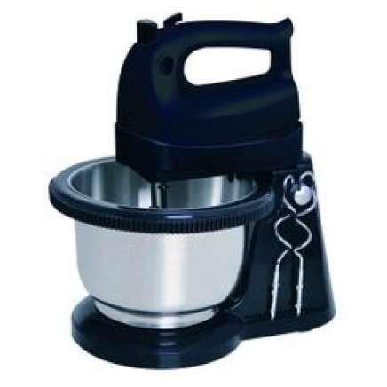 Mixer cu bol Studio Casa BSC183 Black Stripe 300W 2 litri Negru / Inox