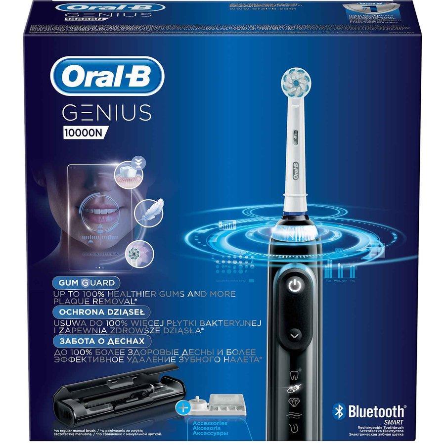 Periuta de dinti electrica pentru Adulti PRO 10000 Black thumbnail