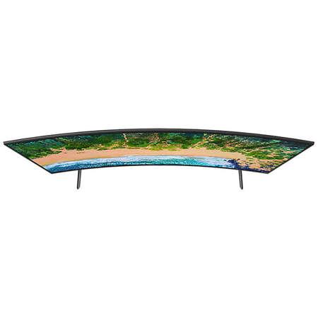 Televizor Samsung LED Smart TV Curbat UE49NU7372 123cm Ultra HD 4K Black Clasa A