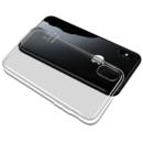 Crystal Soft Slim Jacket Negru pentru Apple iPhone X / XS