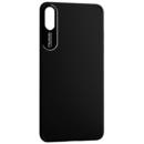 Sharp Aluminum Alloy Black pentru Apple iPhone X