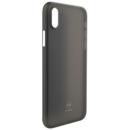 Ultra Slim Air Clear Black 0.3mm pentru Apple iPhone X / XS