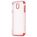 Silicon Flash Soft II Red 360 pentru Samsung Galaxy J5 2017
