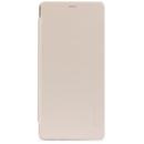 Smart Flip Gold pentru Samsung Galaxy Note 8