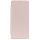Smart Flip Rose Gold pentru Samsung Galaxy Note 8