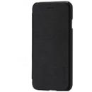 Smart Flip Black pentru Apple iPhone 8 Plus