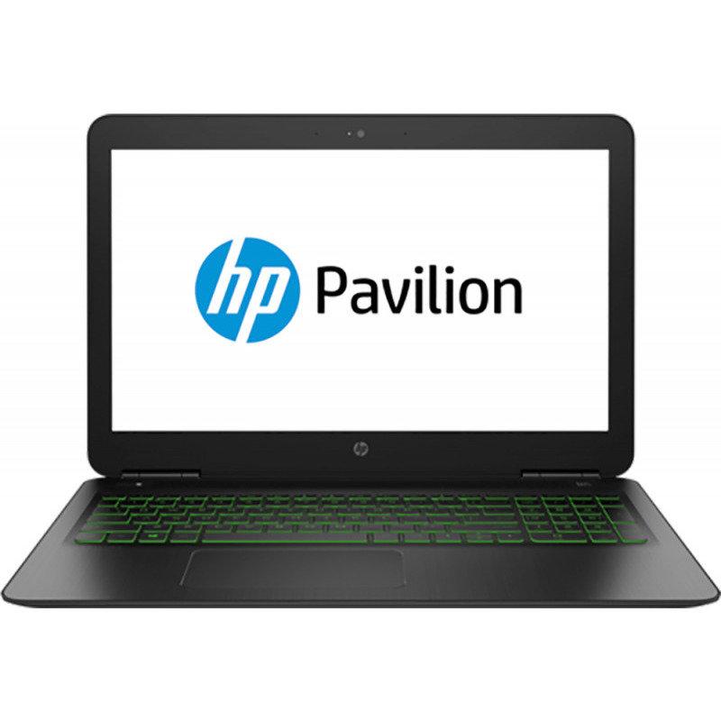 Laptop Pavilion 15-bc405nq 15.6 inch FHD Intel Core i7-8550U 8GB DDR4 1TB HDD 128GB SSD nVidia GeForce GTX 1050 4GB Shadow Black thumbnail