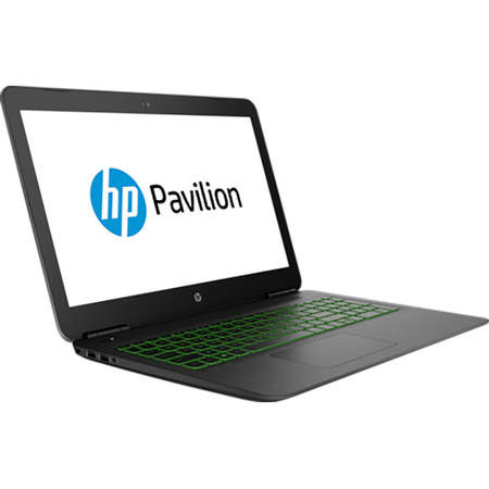 Laptop HP Pavilion 15-bc405nq 15.6 inch FHD Intel Core i7-8550U 8GB DDR4 1TB HDD 128GB SSD nVidia GeForce GTX 1050 4GB Shadow Black